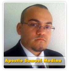 Apostle Samuel Medina